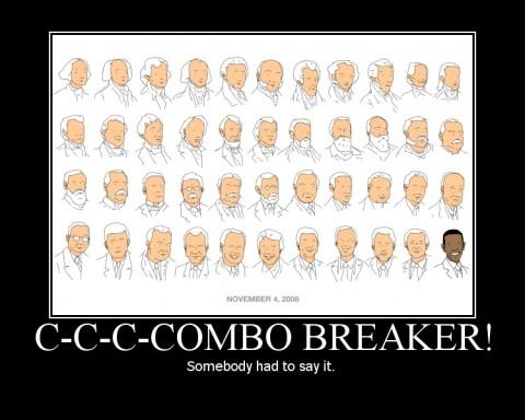 Combo Breaker !